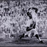 Sandy Koufax - 1965 World Series Game 7. L.A. at Minnesota, 10/14/65