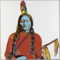 Sitting Bull from Cowboys and Indians