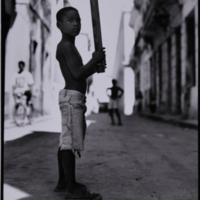 Stickball, Cuba, 1999